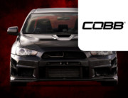 Mitsubishi EVO X COBB Tune